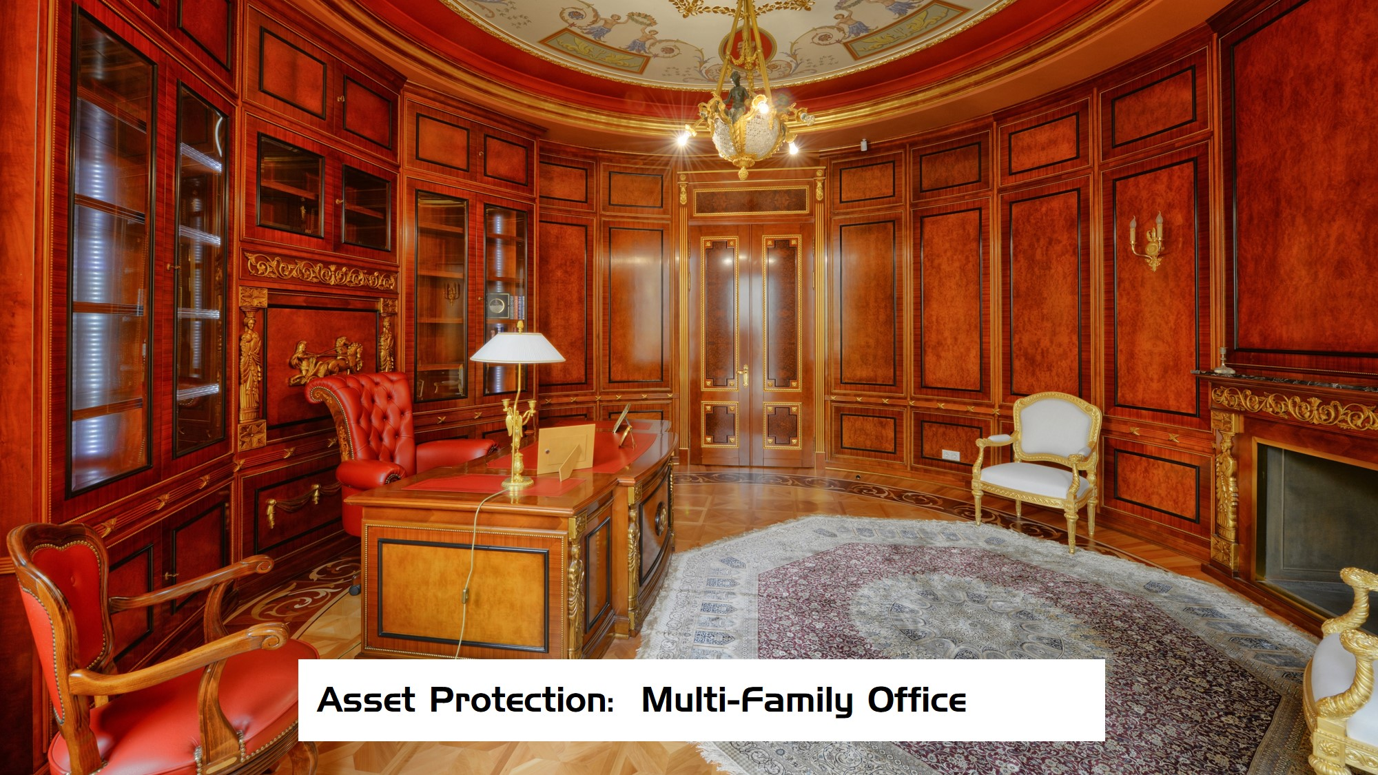 Asset Protection Multi-Family Office